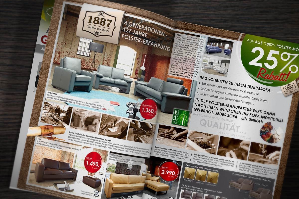 m bel mayer bad kreuznach roberto gruppe werbeagentur. Black Bedroom Furniture Sets. Home Design Ideas
